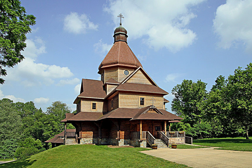 Holy Trinity Church, architecture by The Kurylas Studi
