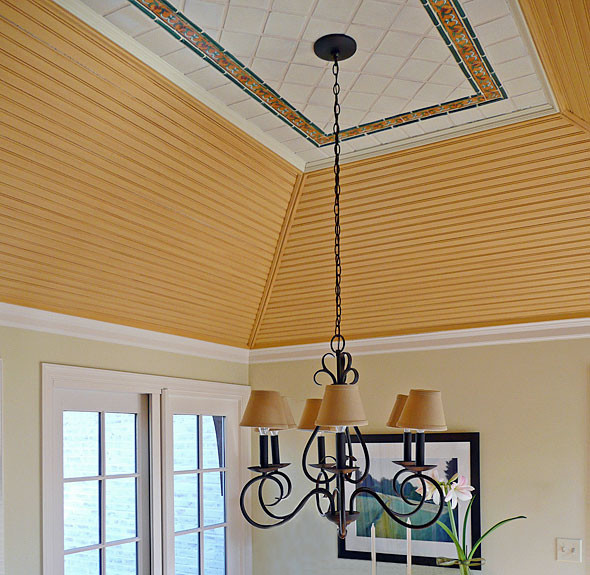 Tile Ceiling Panel by The Kurylas Studio
