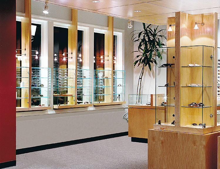 Voorthuis Opticians, Architecture by The Kurylas Studio