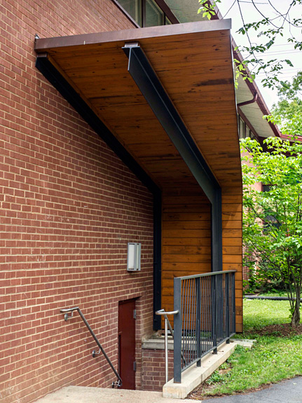 Hyattsville Mennonite Church, architecture by The Kurylas Studio