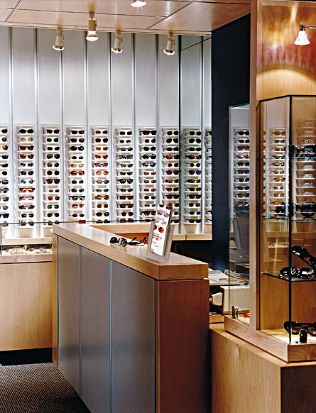 Voorthuis Opticians, Retail Store Desing by The Kurylas Studio